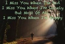 ❤Missing You❤ / Poetry ❤ gedichten