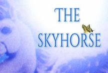 "The SkyHorse, a YA novel / Tovi thinks finding a flying horse is fabulous luck—until a mysterious stranger says finders aren't always keepers.  The SkyHorse (ebook) Genre: Middle Grade/Young Adult fantasy Rating: Sweet, clean (minimal offensive language; no explicit love scenes) Suitable for: Ages 10 and up Length: Novel (49,000 words; 150 pages) What reviewers say: ""I would recommend this book to anyone who loves horse stories, you won't be disappointed!""  Read the first chapter at https://www.hlcarpenter.com/"