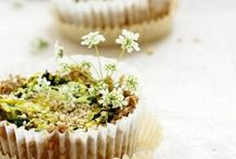 a Touch of Green / food and style inspiration with some nature in mind