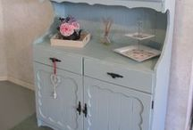 All my own / Repurposed, upcycled and old and tired made more beautiful by me!