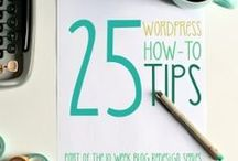 """WordPress / WordPress is the most popular blogging platform and CMS online today. This board is dedicated to all things """"WordPress"""" and aims to provide you with the latest tips, tricks, tutorials and infographics for those of you that use, or are interested in using, WordPress."""