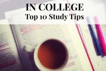 Surviving College / Tips for making the most of your academic and social life throughout your time at Roberts.