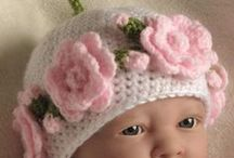 ❤Crochet Pattern❤ / Baby patterns en cute patterns