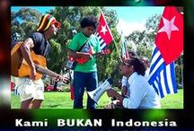 Child Of West Papua / Free West Papua Words