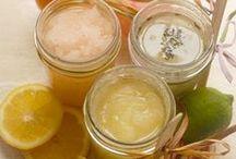 Homemade Bath & Body Recipes