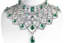 Opulent Ornamentation / All the luxurious jewelry that you could possibly dream of, and it can be yours!