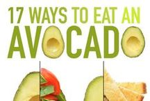 All Things Avocado / Recipes and information about the perfectly green, creamy, and delicious avocado!