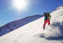 Hit the slopes! / Skiing, Snowboarding, Telemark..Freestyle, Backcountry, Resort..Whatever your style Woolx has got you covered!