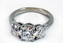 Engagement Jewelry / The elegance and romance of a piece of jewelry that represents your love.