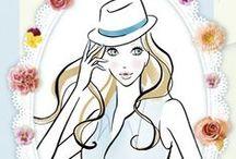 Fashion & Beauty Illustration