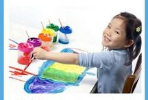 Kids: Recipes for Art and Play