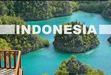 Indonesia Travel Guides / A journey through magical Indonesia