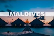 Maldives Travel Guides / Beautiful beaches and private islands