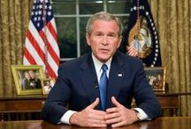 President George Walker Bush / by Donna Loetscher