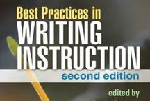 Special Education: Struggling Writers / This board provides educators with invaluable resources for various assessment tools, material to deepen understanding, and tools to strengthen and/or expand instruction for struggling writers.