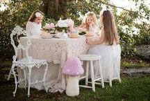 Tea Party - Girls only / Welcome to my boards. Pin whatever inspires you.....no pin limits!!!!!