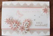 Liebevoll und Kreativ mit Stampin'Up! / Meine liebevoll und kreativ gestalteten Karten und Verpackungen mit Stampin'Up Produkten