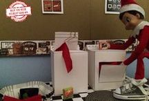 Elf on the Shelf / by Tawsha & Patti (organized CHAOS online)