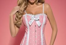 Corsets - yes, we love it! / Would you like to tempt in 1000%