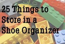Organization | Storage / by Tawsha & Patti (organized CHAOS online)