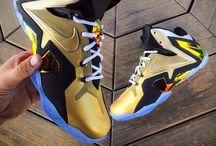 Lebron James shoes / by Tristan Michael..