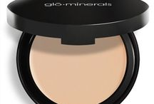 Glo Minerals / We use Glo Minerals at our salon!