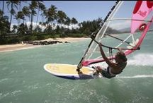 ~ ~ Windsurfing ~ ~ / This is what I really like to do in my spare time ;) eh...