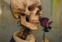 Inspirational - Sculls and Skeletons