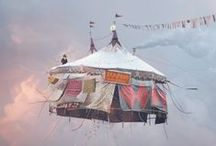 Inspirational - Magical Circus & Fairground
