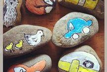 Crafts - Pebbles