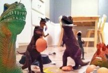 Kids - dinosaurs