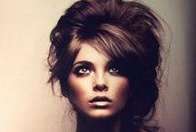 Hairstyles, make-up