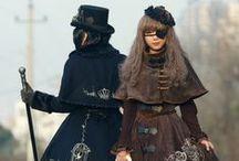 Inspirational - Steampunk - Fashion & Wearables