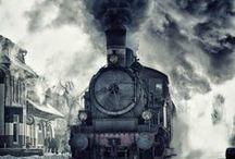 Inspirational - Steampunk - Transport