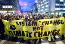 """Ilmastonmuutos / Ilmasto-TET:iläisen kuvia ilmastonmuutokseen liittyen.  Ilmasto-TETissä oppilas pääsee tulevaisuuskonsultiksi työpaikkaan tutustuen siihen erityisesti ilmastonmuutoksen näkökulmasta. Konsepti on osa """"Nuoret ilmastokasvatusta kehittämässä"""" -hanketta, jonka päämääränä on tukea aktiivista kansalaisuutta sekä kannustaa nuoria toimimaan ilmastonmuutoksen torjumiseksi.  Lisätiedot: reija.arnberg[at]nuortenakatemia.fi"""
