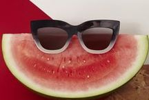 GET FRUITY / Survive the festival season with the tastiest shades at GP. / by General Pants Co.