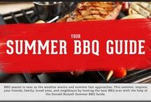 BBQ How To / Check out these handy how-to guides for hosting the perfect BBQ...