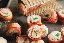 FOOD// sushi&noodls
