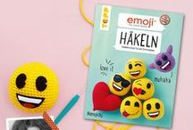 https://de.pinterest.com/frechverlag/zeig-uns-dein-emojidiy/ / Poste deinen selbstgemachten Emoji & laß uns an deinem Gefühlsstatus teilhaben! Einfach Schnappschuss vom genähten, gehäkelten, gebackenen oder gebastelten Emoji anfertigen & bei Instagram, Twitter oder Facebook posten. Alternativ schick` uns dein Foto mit Betreff #EmojiDIY an socialmedia@frechverlag.de Wir freuen uns auf deinen Emoji - yeah!