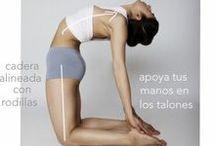 50 Asanas / Postura, el tercer estadio del Yoga.