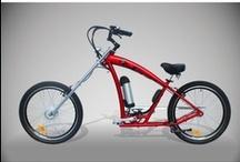 Bicicletas eléctricas / El tiempo es oro. Gana a los atascos en las ciudades moviéndote en el nuevo concepto de medio urbano.