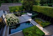 Garden Gems / Inspiration from the part of our homes we love the most but use the least (in England anyway)