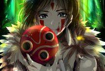 Anime & Manga Illustrations