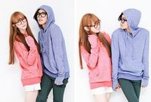 Korean Ulzzang/Fashion / Cute korean boys and girls