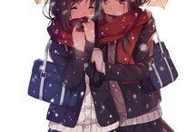 Yuri & Shoujo-Ai