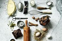 Instruments of flavour / Cooking utensils