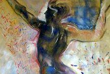 peintures et croquis by Emilie Lacroix / Peintures et croquis