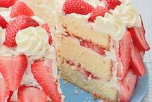Food: Cakes, Pies, Tartes Recipes / Cakes, Cupcakes, Pie, Tarts, and more / by CincyShopper.com