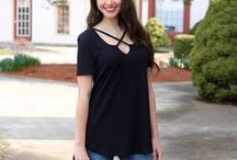 Piper Street Tops / Modest Tops and Outfits