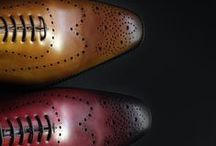Oxford / Probably the most versatile shoe in any man's closet, Oxfords can be worn os most social or business events.